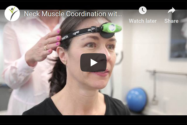 Neck & Muscle Coordination